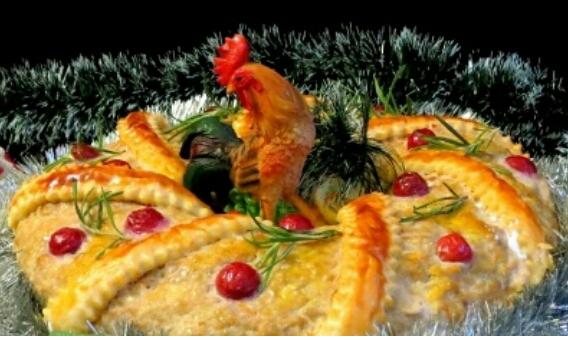 Удивительный «Мясной пирог»