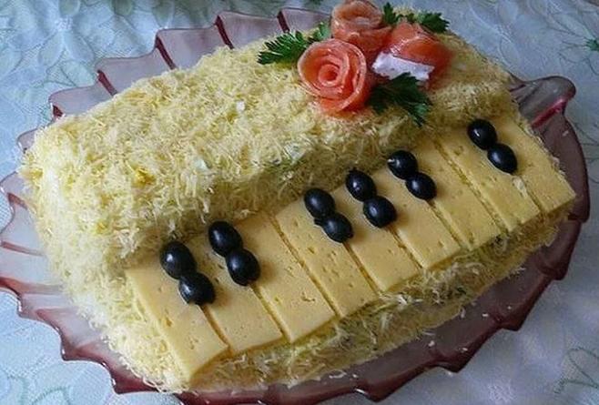 """салат """"Рояль"""""""